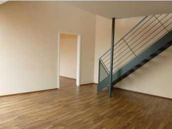 Gepflegte 2-Zimmer-Maisonette-Wohnung mit Balkon in Worms