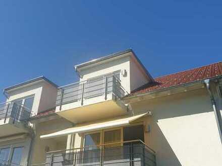 wunderschöne 5-Zimmer-Maisonettewohnung mit drei Balkonen
