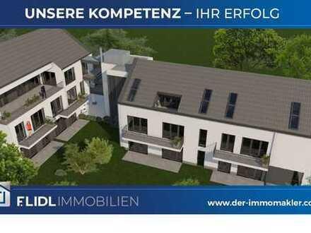 W10 Exclusive Wohnung im Zentrum von Bad Griesbach - 2 Dachterrassen
