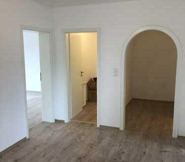 Erstbezug nach Sanierung mit Balkon: freundliche 4-Zimmer-Wohnung in Augsburg