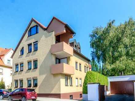 Schicke Maisonette-Wohnung, zentrumsnah in Bayreuth