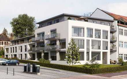 Erstbezug: Helle, moderne 3-Zimmer-Wohnung mit Balkon in unmittelbarer Altstadtnähe