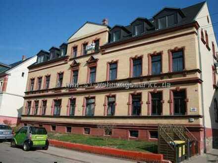 Schöne 2-Raum-Wohnung mit Balkon und Duschbad!