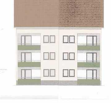 Schöne 2 Zi-Wohnung mit Balkon in Südlage