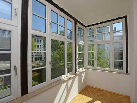 bel étage - leerstehend und renoviert!