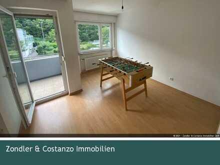 Schöne, helle 3-Zi.-Wohnung mit 2 Balkone, TL-Badezimmer (neu) und Pkw-Stellplatz!!!