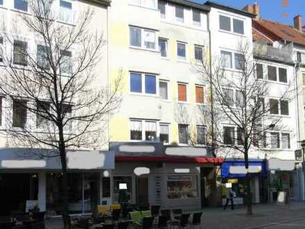 Wohn- und Geschäftshaus in der Fußgängerzone von Hildesheim - 1-A Lage / Flaniermeile -