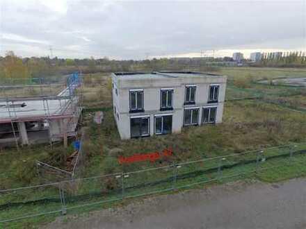 moderne Doppelhaushälfte mit 125 m² Wohnfläche auf 265 m² Grundstück