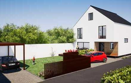 EFH Neubau in Worms-Pfiffligheim, Viel Platz für die ganze Familie