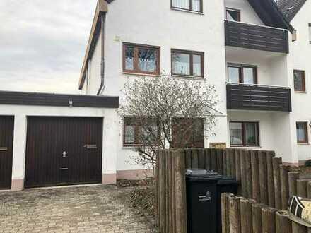 Ruhig gelegene 3-Zimmer-Wohnung in Memmingen-Zentrumsnähe