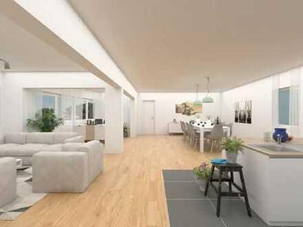 Schöne, helle, große 2 Zimmer Loft - Wohnung zzgl. 20 qm Studio in Pforzheim - Dillweißenstein