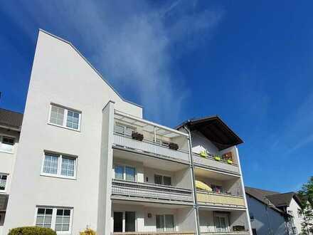 2 vermietete Wohnung in Bernsbach mit Balkon und Stellplatz