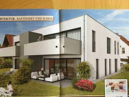 Neuwertige 3-Zimmer-Wohnung mit Balkon und EBK in Salem Neufrach