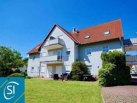 Wohlfühlatmosphäre inclusive... sonnendurchflutete Eigentumswohnung in wunderschöner Wohnlage