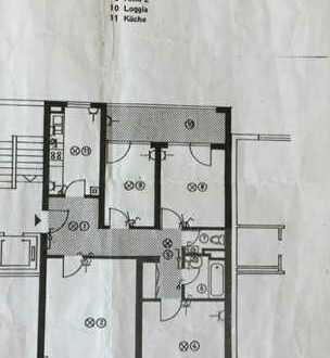 Traumhafte 4ZKB Wohnung 1.og mit 2 Balkonen. perfekt für Familien