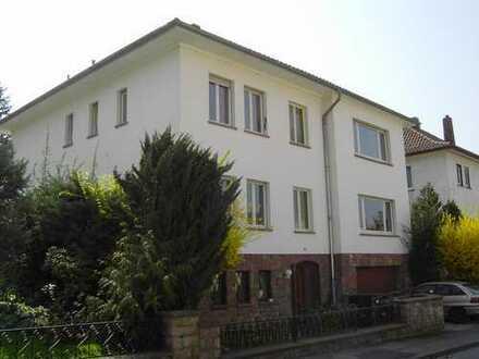 Bingen/Rhein, Rochusberg, Nähe Zentrum, repräsentative 4-Zimmerwohnung mit Terrasse und Garten