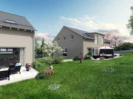 Großzügige Doppelhaushälfte mit gehobener Ausstattung in gefragter Wohnlage!