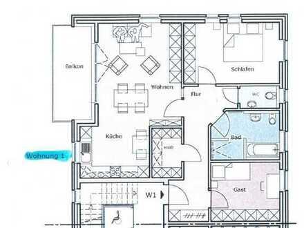 Helle 3-Zimmer Wohnung in zentraler Lage von Gronau-Epe
