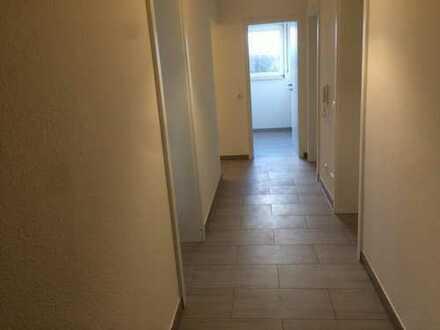 Renovierte 4-Zimmer-Erdgeschosswohnung mit Balkon in Großostheim