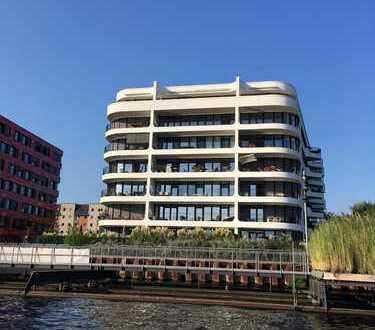 Neuwertige 2 Zimmer Luxuswohnung am Spreeufer, Berlin - Friedrichshain
