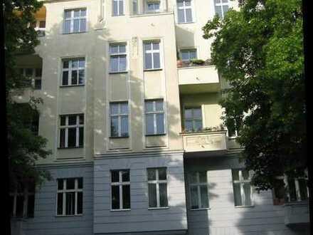 Beispielobjekt Exklusive 2-Zimmer-Wohnung mit Balkon in Treptow, Berlin