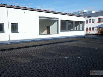 Werkstatt im Gewerbe- und Industriegebiet Freiburg Hochdorf zu vermieten!