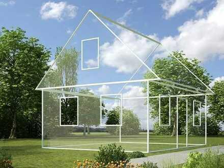 Baugrundstück mit Baugenehmigung