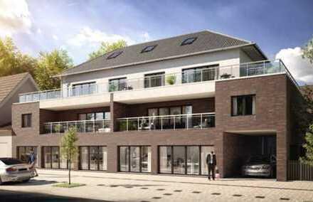Erstbezug: großzügige und moderne 2 Zimmerwohnung im Herzen von Oyten