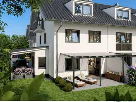 Doppelhaushälfte in zentraler, ruhiger Wohnlage 500 m zur Pupplinger Au