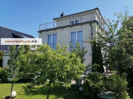 IMMOBERLIN: Tolle Lage & Architektur! Komfortables Einfamilienhaus in bestem Zustand