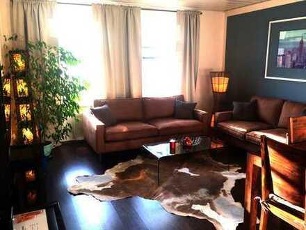 Voll möbliertes 3-Zimmer-Apartment mit Einbauküche (auf Zeit)