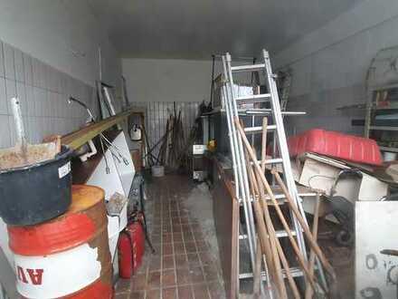 Werkstattfläche 50m²