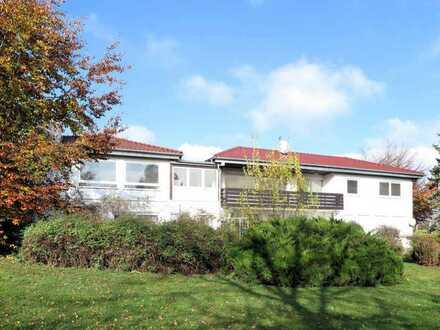 Gepflegte 5-Raum-Terrassenwohnung mit Terrasse in Niederstotzingen