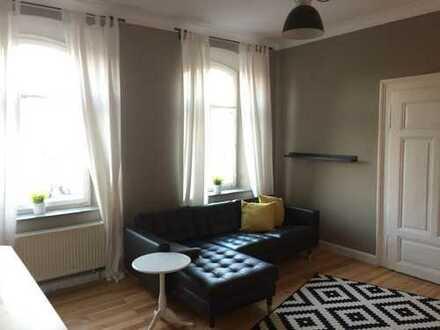 Frei ab 1.3.: Stilvolle möblierte 2-Zimmer-Wohnung in Erlangen