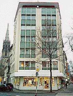 Köln, Innenstadt - 2 Zimmerwohnung - WG geeignet