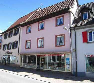 Wohn-/Geschäftshaus in Kandern - TG optional -