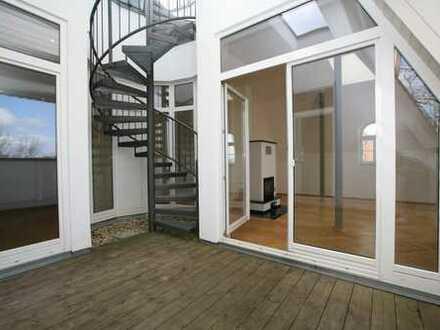 ***5 Zimmer | Wohung | Dachterrasse | Loggia | atemberaubender Ausblick | Kamin | 2 Bäder ***