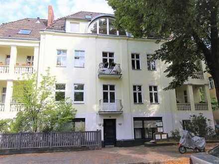 Helle Erdgeschosswohnung mit Garten und Terrasse - Ab sofort bezugsfrei!
