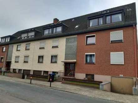 Schöne 3-Zimmer-Dachgeschosswohnung mit Balkon in Bremen-Hemelingen