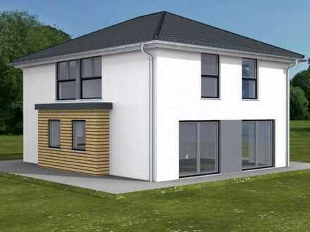 Einfamilienhaus Bauen in Hermsdorf mit Hanse-Haus