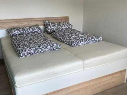 Exklusive, gepflegte möblierte 3-Zimmer-Wohnung mit Balkon und EBK in Karlsruhe