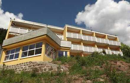 Großzügige 7 Zi-Wohnung in Aussichtslage