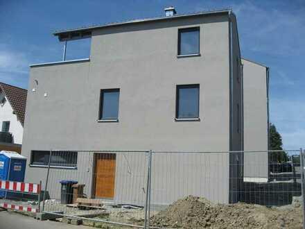Einfamilienhaus (KfW-Effizienzhaus 55)