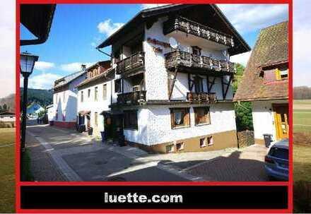 Interessant für Tüftler und Heimwerker! (115101) Wohnhaus mit ehemals Gastronomie, 2 Wohnungen, a...