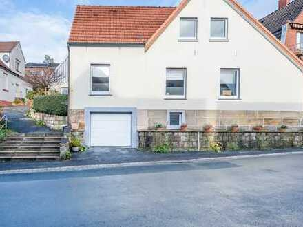 KVBM Bietet AN: Freistehendes Einfamilienhaus mit Garage