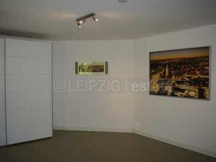 Kleine Büroeinheit im Souterrain eines Einfamilienhauses mit hochwertiger Ausstattung, in Schleußig