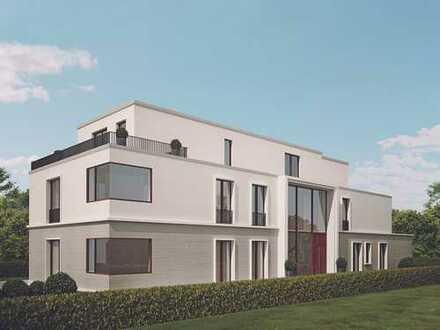 Wohnen am Park: Geschmackvolle 4-Zimmer-Gartenwohnung mit wunderschöner Terrasse