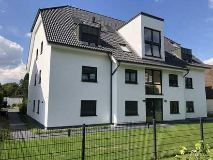 Exklusiver Neubau in ruhiger Lage mit Balkon