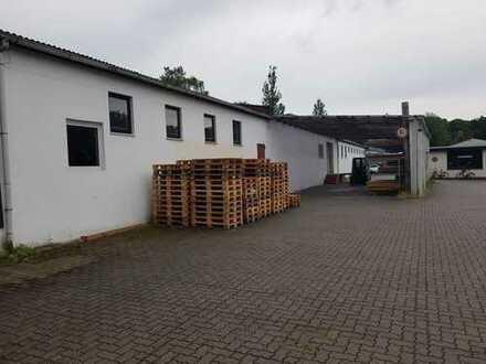 Gewerbehalle mit Büros für Produktion, Lager, Handel
