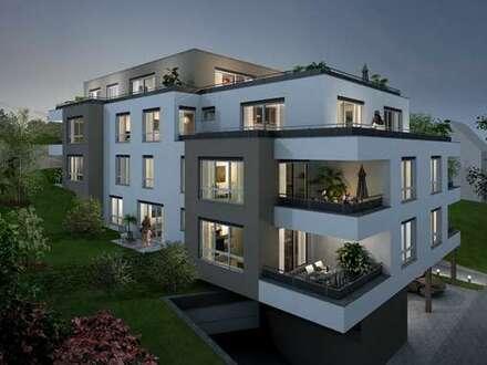 Großzügig geschnittene 3-Zimmer-Wohnung im 1. OG mit Südost-Balkon